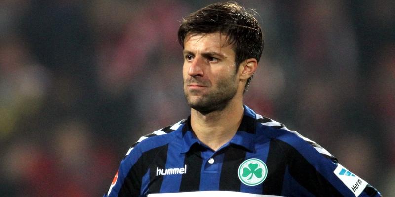 Marco Caligiuri (Greuther Fürth) - Foto: über dts Nachrichtenagentur
