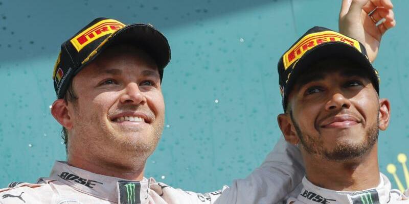 Nico Rosberg - Foto: Valdrin Xhemaj