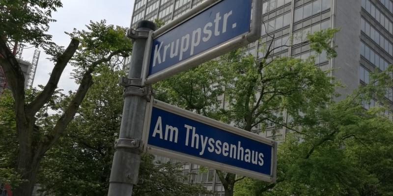 Thyssenkrupp - Foto: über dts Nachrichtenagentur