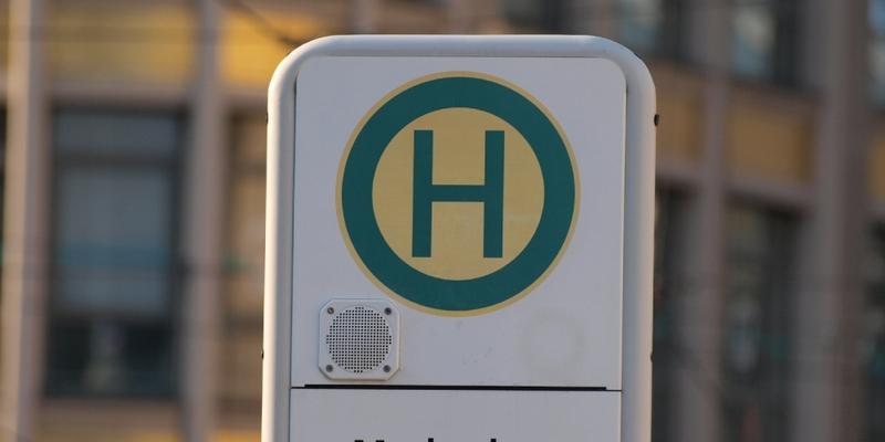 Bushaltestelle - Foto: über dts Nachrichtenagentur