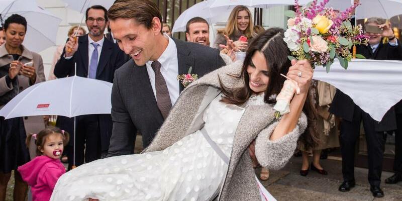 Hochzeit von René Adler - Foto: Daniel Bockwoldt