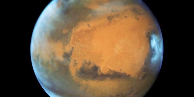 Planet Mars - Foto: NASA