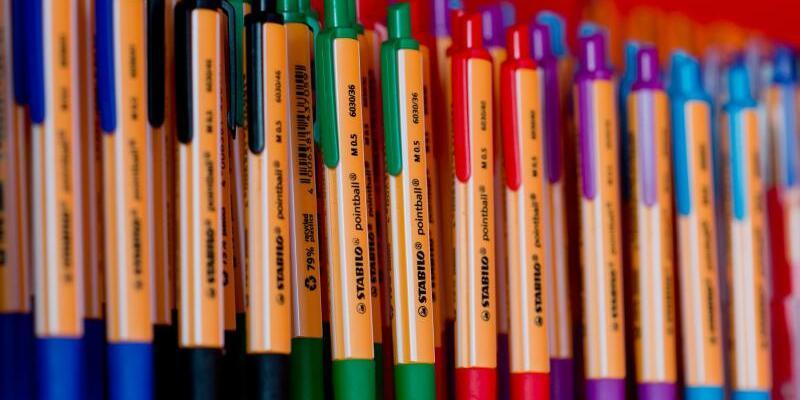 Schwan-Stabilo - Foto: Mit der Schreibgeräte-Sparte erwirtschaftete Schwan-Stabilo rund 185 Millionen Euro - ein Plus von knapp zehn Prozent im Vergleich zum Vorjahr. Foto:Daniel Karmann