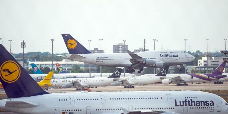 Lufthansa - Foto: Die Lufthansa erhöht nach einer überraschend positiven Sommersaison ihre Gewinn-Erwartungen. Foto:Andreas Arnold