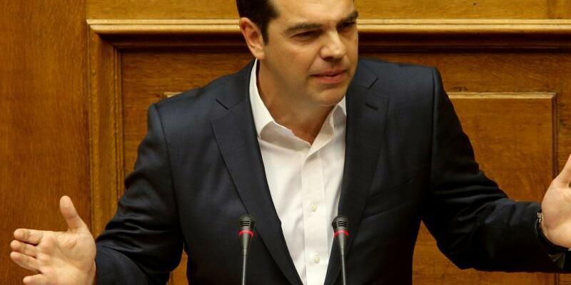 Alexis Tsipras - Foto: Pantelis Saitas/Archiv