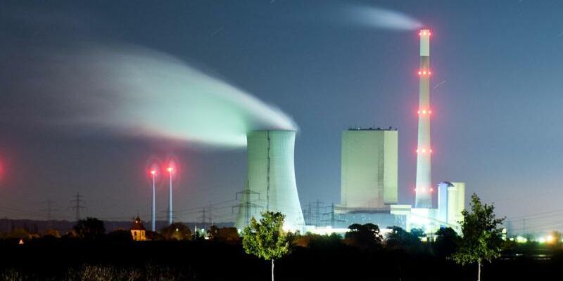 Steinkohlekraftwerk - Foto: Julian Stratenschulte/Archiv