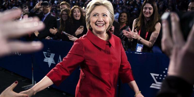 Hillary Clinton - Foto: Shawn Thew.