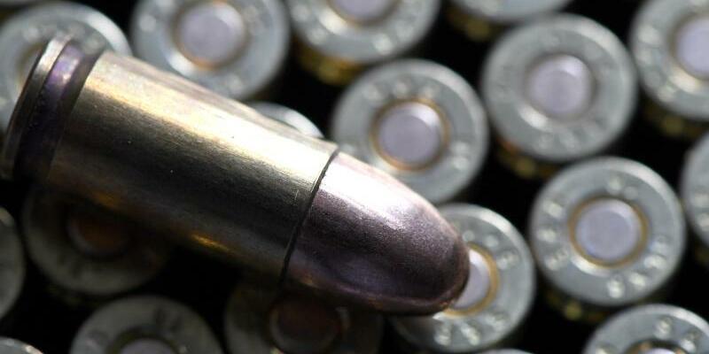 9 mm-Munition - Foto: Federico Gambarini
