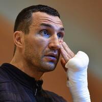 Abwartend - Foto: Wladimir Klitschko wird voraussichtlich erst 2017 wieder in den Ring steigen. Foto:Kerstin Joensson
