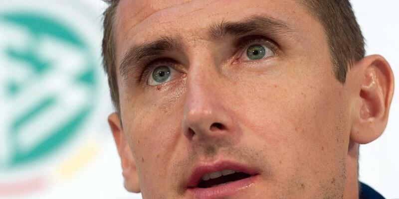 Miroslav Klose - Foto: Hannibal