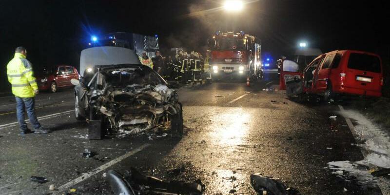 Mutter und Sohn sterben bei Unfall - Foto: Jürgen Meyer