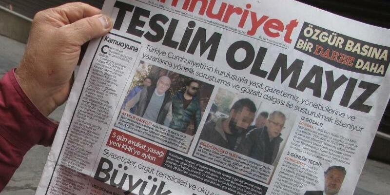 Cumhuriyet - Foto: Linda Say