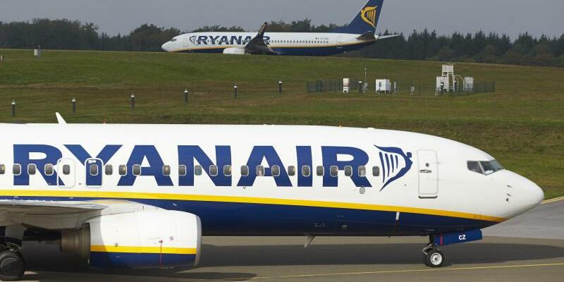 Ryanair - Foto: Thomas Frey/Archiv
