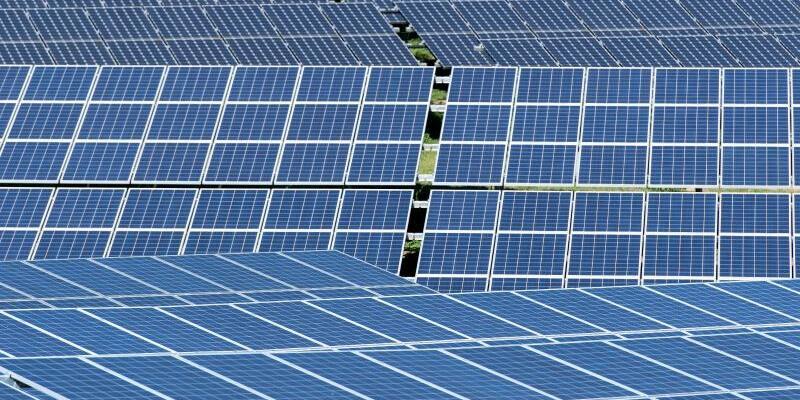 Solarstrom - Foto: Sven Hoppe/Archiv