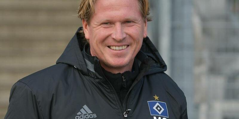 HSV-Coach - Foto: Axel Heimken