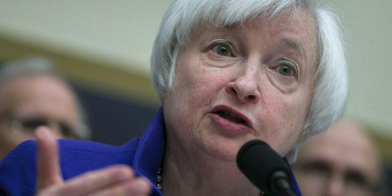 Janet Yellen - Foto: Nach wie vor macht Yellen eine Fortsetzung der Ende 2015 eingeleiteten Zinswende aber von der konjunkturellen Entwicklung abhängig. Foto:Shawn Thew