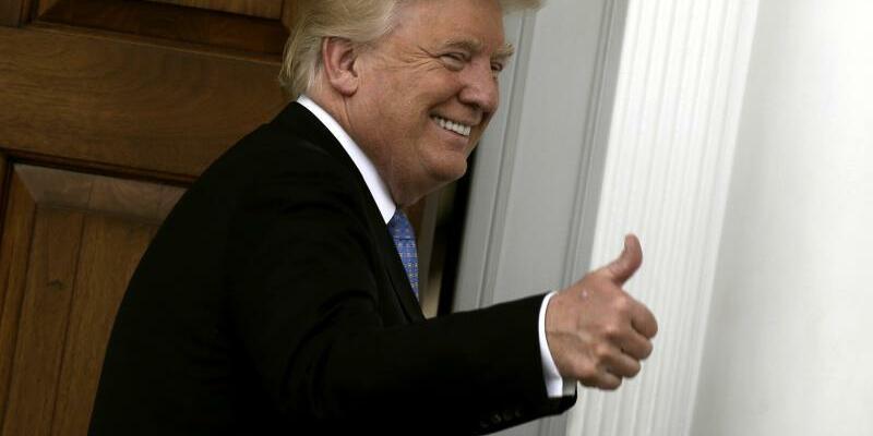 Donald Trump - Foto: Peter Foley
