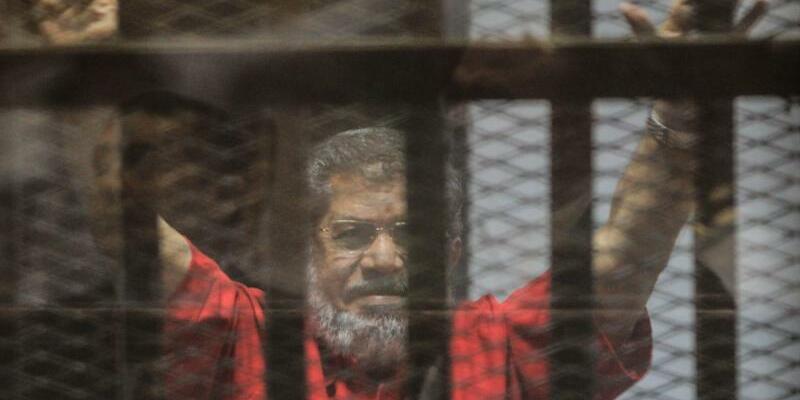 Mohammed Mursi - Foto: Mohamed Hossam/Archiv