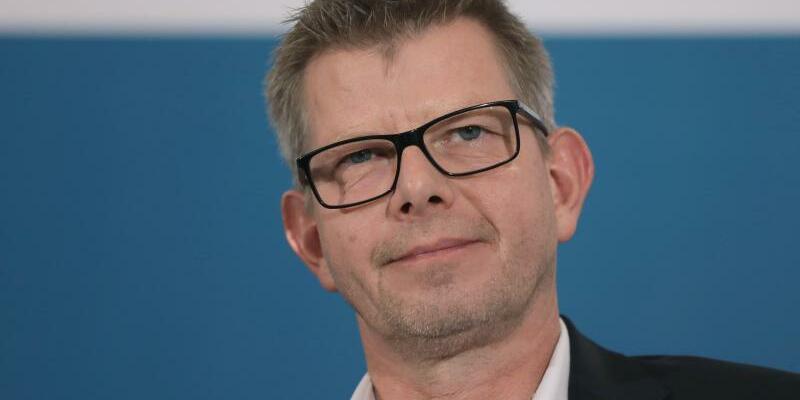 Thorsten Dirks - Foto: «Die Digitalisierung der deutschen Wirtschaft nimmt Fahrt auf», sagte Thorsten Dirks, Präsident des Bitkom, zum Start der Hub Conference in Berlin. Foto:Jörg Carstensen