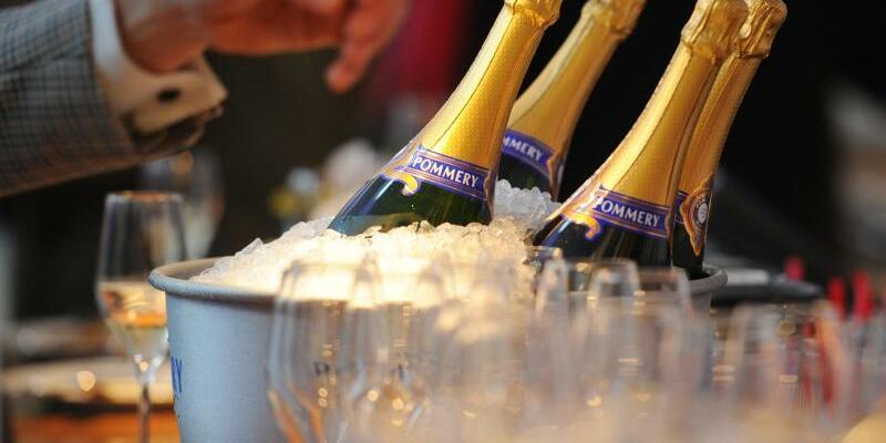 Champagner - Foto: Jens Kalaene