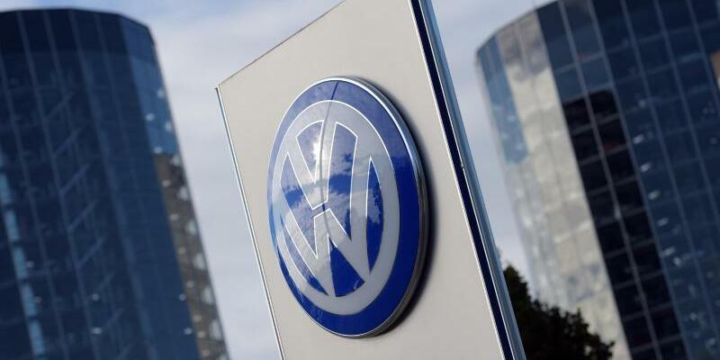 Volkswagen-Logo - Foto: Rainer Jensen