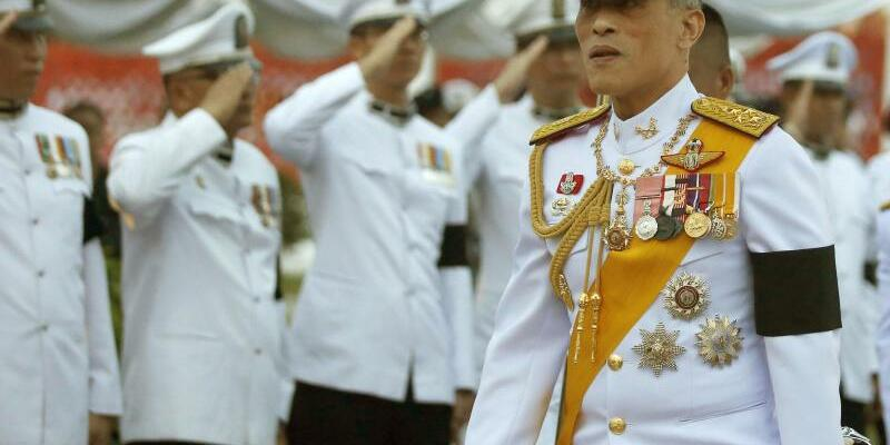 Kronprinz Maha Vajiralongkorn - Foto: Narong Sangnak