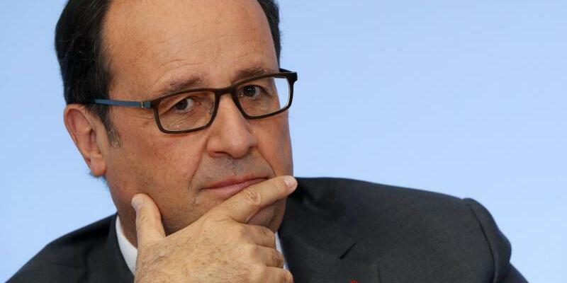 François Hollande - Foto: Philippe Wojazer