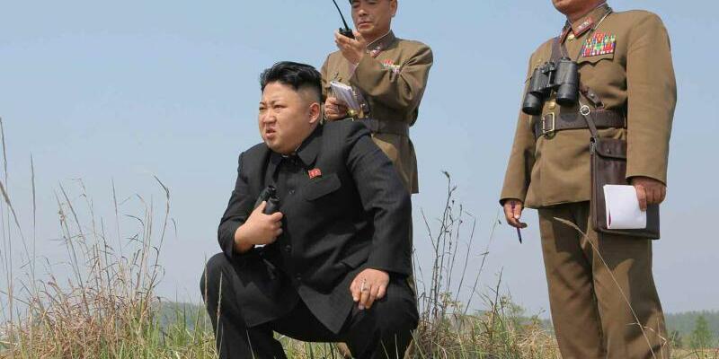 Kim Jong Un - Foto: Rodong Sinmun / Archiv
