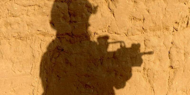 Bundeswehrsoldat in Afghanistan - Foto: Maurizio Gambarini/Symbol