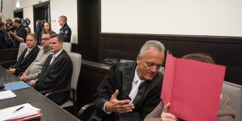 Mordprozess in Paderborn - Foto: Bernd Thissen