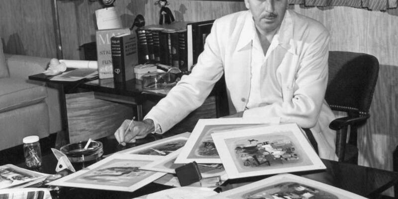 Filmproduzent Walt Disney - Foto: UIP