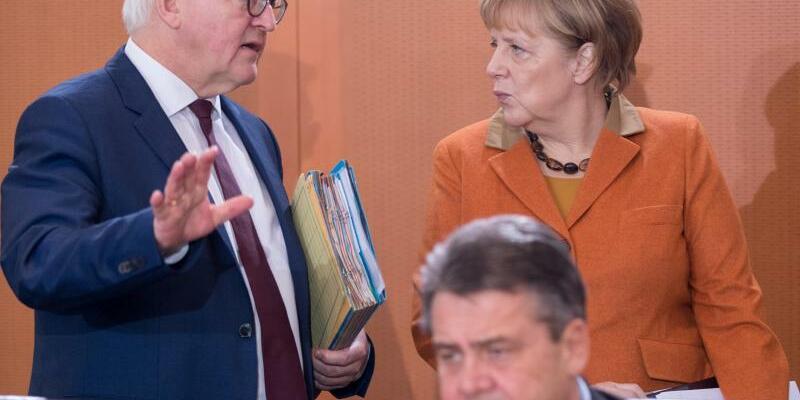 Kabinett - Foto: Kay Nietfeld