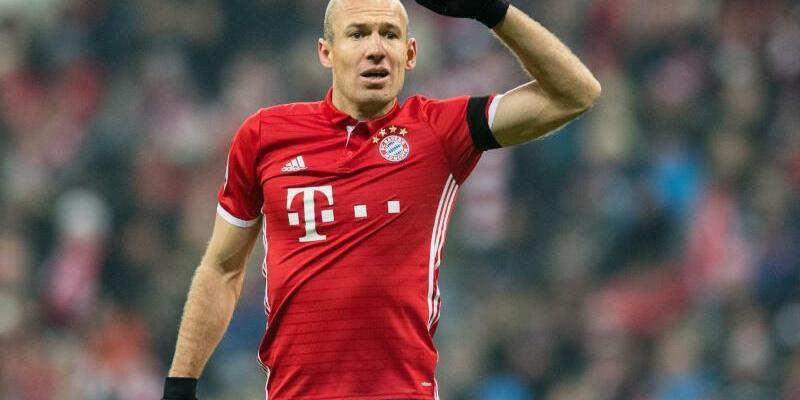 Arjen Robben - Foto: Matthias Balk