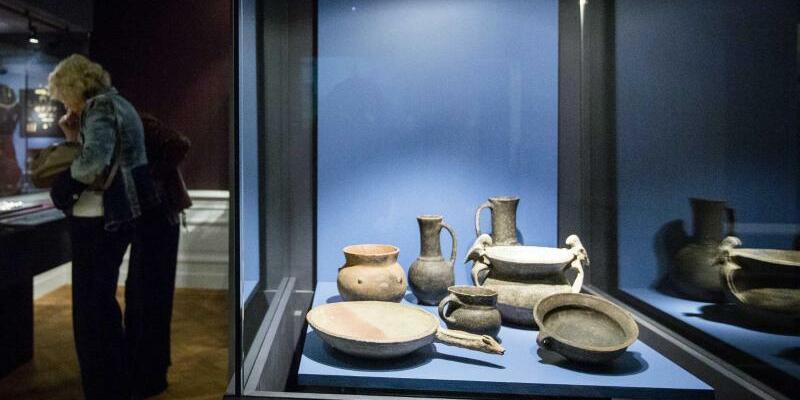 Goldschätze der Krim in Amsterdamer Museum - Foto: Bart Maat