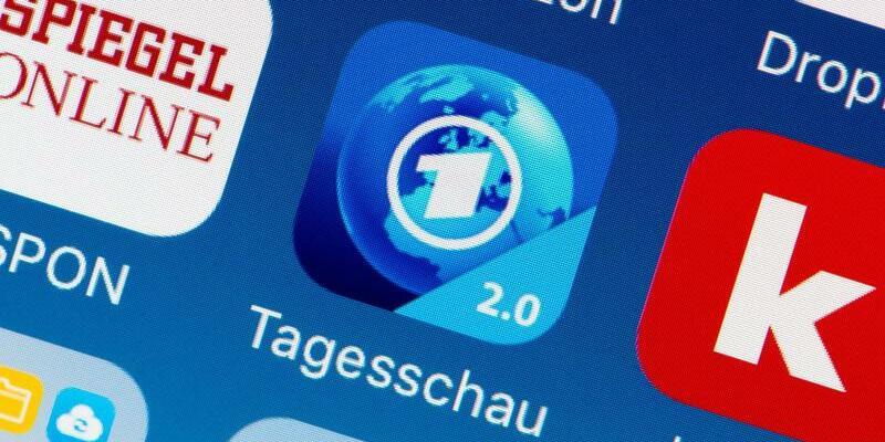 Tagesschau-App - Foto: Daniel Reinhardt