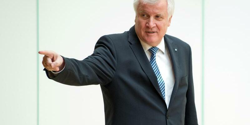 CSU-Chef Horst Seehofer - Foto: Andreas Gebert