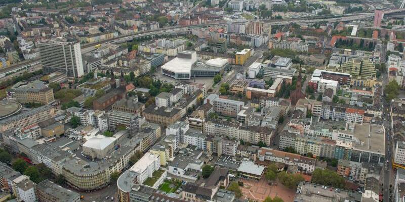 Ludwigshafen am Rhein - Foto: Uwe Anspach