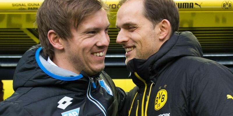 Trainer-Duell - Foto: Bernd Thissen