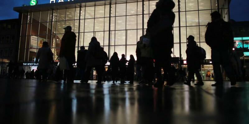Hauptbahnhof Köln - Foto: Oliver Berg