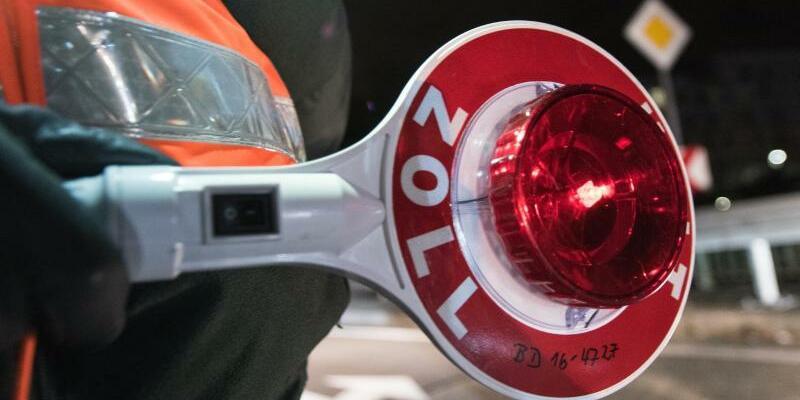Verkehrskontrolle - Foto: Patrick Seeger