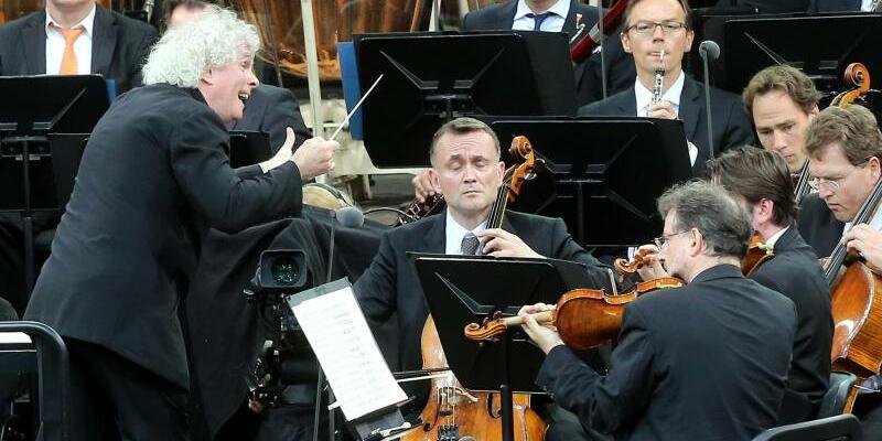 Berliner Philharmoniker - Foto: Wolfgang Kumm
