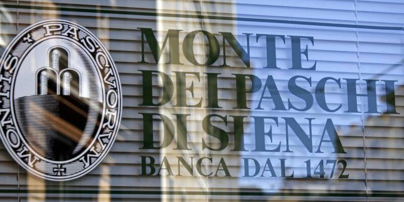 Bank Monte dei Paschi di Siena - Foto: Lars Halbauer