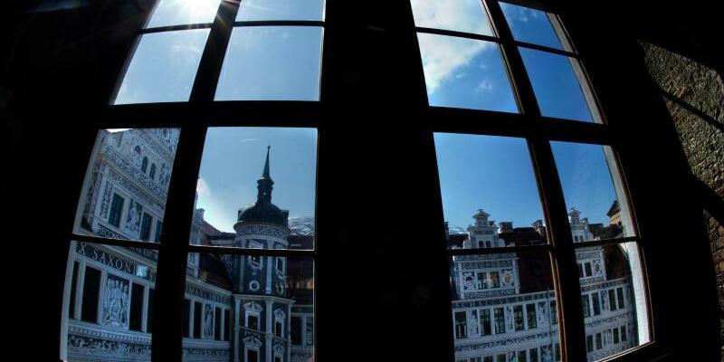 Residenzschloss in Dresden - Foto: Arno Burgi