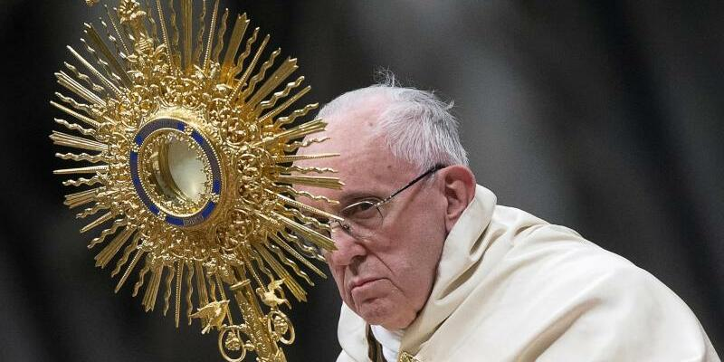 Papst Franzikus - Foto: Angelo Carconi