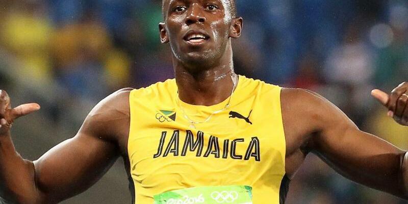 Sprintstar - Foto: Usain Bolt