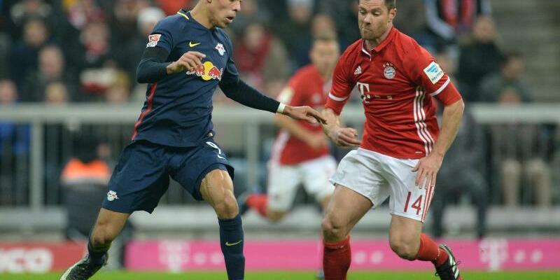 Bayern München - RB Leipzig - Foto: Andreas Gebert