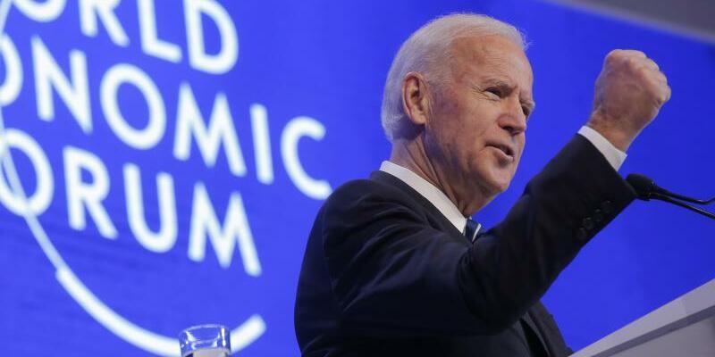 US-Vizepräsident Biden - Foto: Michel Euler