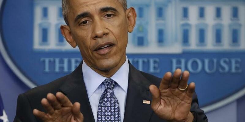 Obama - Foto: Pablo Martinez Monsivais