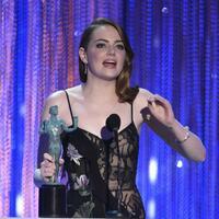 Screen Actors Guild Awards - Emma Stone - Foto: Chris Pizzello