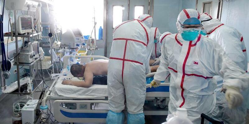 Vogelgrippe in China - Foto: CHINATOPIX